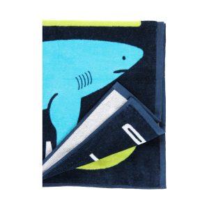 πετσέτα-καρχαρίας